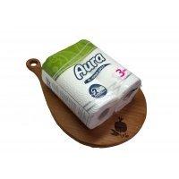kupit-Кухонные полотенца Aura 2 рулона-v-baku-v-azerbaycane