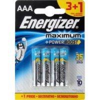 Батарейка Energizer AAA 4 шт