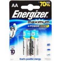 Батарейки Energizer AA(2)