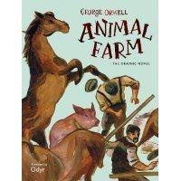 kupit-Animal Farm : The Graphic Novel-v-baku-v-azerbaycane