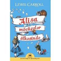 kupit-Alisa möcüzələr ölkəsində  Lewis Carroll-v-baku-v-azerbaycane