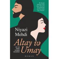 kupit-Altay və Umay (heç də bayağı olmayan melodram)-v-baku-v-azerbaycane