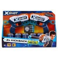 kupit-бластер X-Shot Excel Double Kickback 36202-v-baku-v-azerbaycane