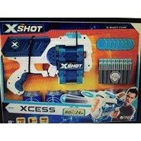 kupit-бластер X-Shot Excel Dart and Disc Blaster Dual Ammo System 3622-v-baku-v-azerbaycane