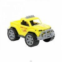 kupit-автомобиль Polesie Легион желтый 76045-v-baku-v-azerbaycane