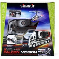 kupit-грузовик Silverlit Falcon Mission радиоуправляемый-v-baku-v-azerbaycane