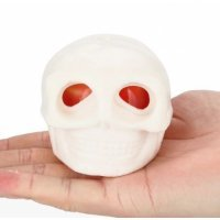 Антистресс игрушка череп