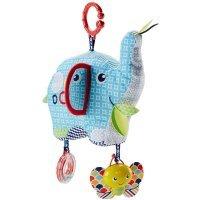 kupit-игрушка Fisher Price мягкая подвесная Слоненок DYF-v-baku-v-azerbaycane