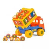 kupit-логический грузовик Polesie Миффи 64394-v-baku-v-azerbaycane
