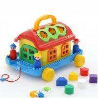 kupit-игрушка Polesie Сказочный домик 48752-v-baku-v-azerbaycane