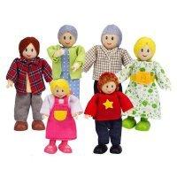 kupit-семья кукол Hape-v-baku-v-azerbaycane