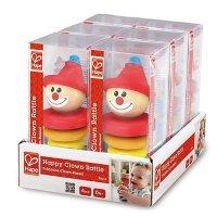 kupit-деревянная игрушка Hape Счастливый Клоун-v-baku-v-azerbaycane