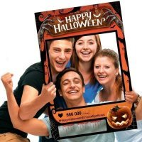 "kupit-Рамка для фотосессии ""Хеллоуин"", 40х60 см-v-baku-v-azerbaycane"
