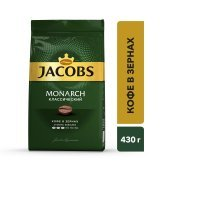 kupit-Jacobs Monarch 430 гр пакет-v-baku-v-azerbaycane
