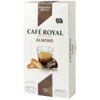 kupit-Кофе в капсулах Cafe Royal Almond 10 шт ( совместимые с кофемашинами Nespresso)-v-baku-v-azerbaycane