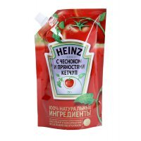 kupit-Кетчуп Heinz с чесноком и пряностями 350г-v-baku-v-azerbaycane