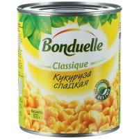 kupit-Кукуруза Bonduelle сладкая 425г-v-baku-v-azerbaycane