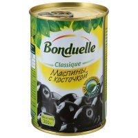 kupit-Маслины Bonduelle с косточкой, 300г-v-baku-v-azerbaycane