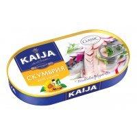 kupit-Скумбрия филе в масле Kaija 170 г-v-baku-v-azerbaycane