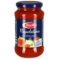 kupit-Соус Barilla томатный с овощами Наполетана, 400г-v-baku-v-azerbaycane