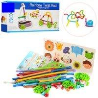 kupit-məftil konstruktoru Rainbow Twist Rod 848hd-v-baku-v-azerbaycane