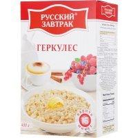 kupit-Русский Завтрак хлопья геркулес, 400 г 15 минут-v-baku-v-azerbaycane