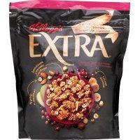 kupit-Гранола-мюсли хрустящая Kellogg's Extra с орехами, фруктами и ягодами, 300 г-v-baku-v-azerbaycane