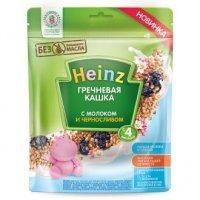 kupit-Гречневая каша с молоком и черносливом Хайнц 250 г, с 4 месяцев-v-baku-v-azerbaycane
