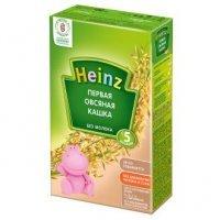 kupit-Первая овсяная каша без молока Хайнц 250 г, с 5 месяцев-v-baku-v-azerbaycane