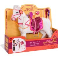 kupit-Игровая фигура Our Generation Лошадь Принцесса с аксессуарами BD38003Z-v-baku-v-azerbaycane