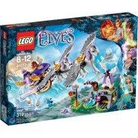 kupit-КОНСТРУКТОР LEGO Elves (41077) Летающие сани Эйры-v-baku-v-azerbaycane