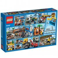 kupit-КОНСТРУКТОР LEGO City (60097) Городская площадь-v-baku-v-azerbaycane