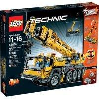 kupit-КОНСТРУКТОР LEGO Technic (42009) Передвижной кран MK II-v-baku-v-azerbaycane