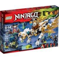 КОНСТРУКТОР LEGO Ninjago (70734) Дракон мастера Ву