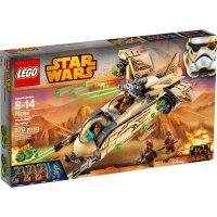 КОНСТРУКТОР LEGO Star Wars (75084) Боевой корабль Вуки