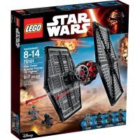 КОНСТРУКТОР LEGO Star Wars (75101) Истребитель особых войск Первого Ордена