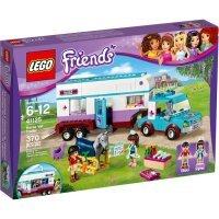 КОНСТРУКТОР LEGO Friends (41125) Ветеринарный трейлер для лошади