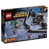 КОНСТРУКТОР LEGO DC Super Heroes (76046) Герои правосудия: битва в небе