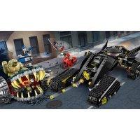 КОНСТРУКТОР LEGO DC Super Heroes (76055) Разгром в канализации убийцы Крока