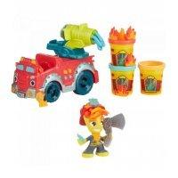 kupit-игровой набор Play Doh пожарное авто B3416EU40-v-baku-v-azerbaycane