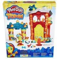 kupit-игровой набор Play Doh пожарная станция B3415EU40-v-baku-v-azerbaycane