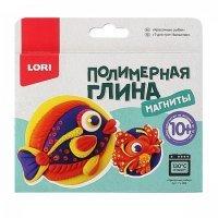 kupit-глина Lori Красочные рыбки полимерная Пг-006-v-baku-v-azerbaycane