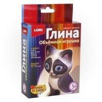kupit-Игрушка Lori Домашний котенок из глины Пз/Гл-001-v-baku-v-azerbaycane