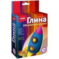 kupit-Игрушка Lori Космическая ракета из глины Пз/Гл-004-v-baku-v-azerbaycane