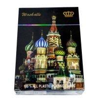 kupit-Пластиковые игральные карты Moscow-v-baku-v-azerbaycane