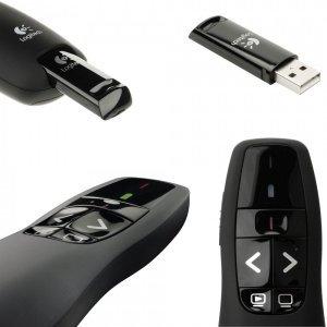 Logitech R400 Wireless Presenter