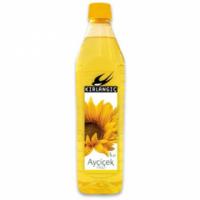 kupit-Kırlangıç Подсолнечное масло в Пластиковых бутылках 1л-v-baku-v-azerbaycane