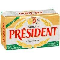 kupit-Сливочного масло  President 200гр-v-baku-v-azerbaycane
