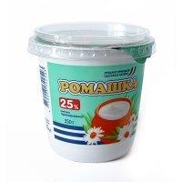 kupit-Сметана Ромашка 350 гр 25%-v-baku-v-azerbaycane