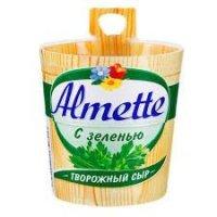kupit-Сливочный сыр Almette c зеленью 150 гр.-v-baku-v-azerbaycane